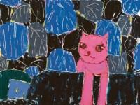 利刃 布面 炳烯 - 李继开 - 中国油画及雕塑专场 - 2006年秋季拍卖会 -收藏网