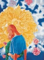 方力钧 花季 纸本 版画 - 方力钧 - 中国当代艺术 - 2006秋季艺术品拍卖会 -收藏网