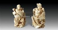 花鸟鼻烟壶 (两件) -  - 古器风韵专场 - 苏州2011春季艺术品拍卖会 -收藏网