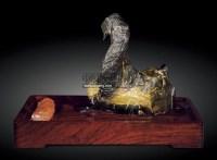 羲之鹅 -  - 雅石杂项专场 - 2011雅石杂项拍卖会 -收藏网