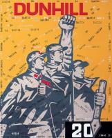《大批判DUNHILL》 布面 油画 - 王广义 - 中国当代艺术 - 2006秋季拍卖会 -收藏网