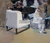 午后 布面 油画 -  - 大学时代—2011中国艺术院校优秀作品专场(一) - 嘉德四季第二十七期拍卖会 -中国收藏网