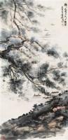 山水 立轴 设色纸本 - 刘宝纯 - 书画 - 2006秋季艺术品拍卖会 -收藏网