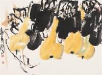 李魁正    金秋 - 6271 - 中国书画 - 2007春季中国书画名家精品拍卖会 -中国收藏网