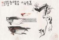三余图 镜心 纸本 -  - 名家书画作品专场(二) - 2011春季艺术品拍卖会 -收藏网