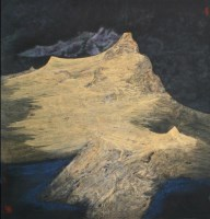 圣山 镜心 设色纸本 - 140639 - 当代书画名家精品专场 - 2008春季拍卖会 -收藏网