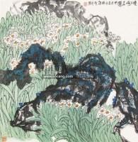花卉 纸本设色 - 8961 - 中国书画 - 2011春季艺术品拍卖会 -收藏网