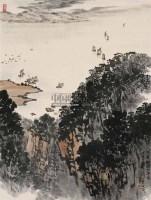 洞庭湖 - 5002 - 中国书画(一) - 2007仲夏拍卖会(NO.58) -收藏网
