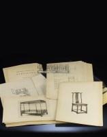 ECKE,GUSTAV. CHINESE DOMESTIC FURNITURE. PEKIN HENRI VETCH,1944 -  - 重要中国瓷器及工艺精品 - 2011年春季拍卖会 -收藏网
