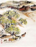 初雪 镜片 - 4879 - 中国书画 - 2011年首屇艺术品拍卖会 -收藏网