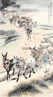 人物 立轴 纸本 - 139885 - 中国书画 - 2011年秋季大型艺术品拍卖会 -收藏网