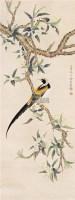 花鸟图 立轴 设色纸本 - 陈之佛 - 中国近现代书画 - 2006冬季拍卖会 -收藏网