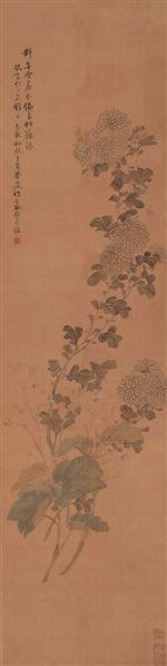 费丹旭 花卉 - 4972 - 中国书画(二) - 2007季春第57期拍卖会 -收藏网