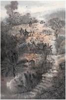 晨光 - 王少伦 - 广东当代书画名家 - 2007春季拍卖会 -收藏网