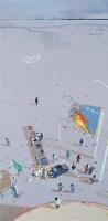 周金华 2006年作 燃烧N0.1 布面 油画 - 57557 - 中国当代油画 - 2006首届中国国际艺术品投资与收藏博览会暨专场拍卖会 -收藏网