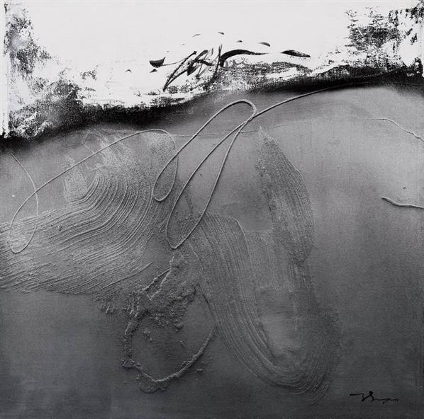 展览:2008中国抽象艺术邀请展上海十人展(2008,上海)。赵渭凉(1944-)生于上海。师从上海美术学院孟光教授。曾任教于上海交通大学艺术系。中国美术家协会上海分会会员。1986年赴美,在芝加哥期间曾是北美中华艺术家协会创始人之一。1992年巨幅作品《国际语言3号》被亚洲最高大厦香港中环广场永久收藏,2006年为上海现代广场创作高40米宽5米巨幅抽象画。主要展览:第六届上海艺术博览会(2002)、第一届上海春季艺术沙龙(2003)、上海拉斐达艺廊个展(2003)、上海抽象艺术大展(2004)、上海新