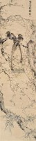 花鸟 立轴 设色纸本 - 张槃 - 中国书画一 - 2011秋季书画拍卖会(一) -收藏网