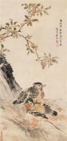 丙戌(1766年)作 桂花鸳鸯 立轴 设色纸本 - 149234 - 中国古代书画 - 2006秋季拍卖会 -收藏网