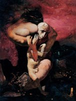 爱 布面油画 - 137685 - 中国油画 - 2005秋季大型艺术品拍卖会 -收藏网