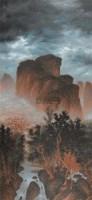 高惠君 2006年作 九魔风雨笑公卿 - 高惠君 - 中国油画雕塑 - 2006秋季拍卖会 -收藏网