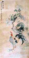 花鸟 镜心 设色纸本 - 122234 - 中国书画 - 2007秋季艺术品拍卖会 -中国收藏网