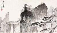 山水 镜芯 设色纸本 - 陈维信 - 山东名家书画专场 - 2011年春季艺术品拍卖会 -收藏网