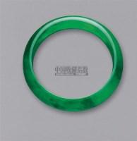 天然翡翠手镯 -  - 珠宝翡翠 - 2010年春季拍卖会 -收藏网