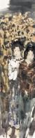 人物 镜心 设色纸本 - 117395 - 中国书画 - 2011首场艺术品秋季拍卖会 -中国收藏网