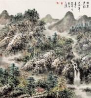 林泉清韵 镜心 水墨纸本 - 145849 - 中国书画 - 第117期月末拍卖会 -收藏网