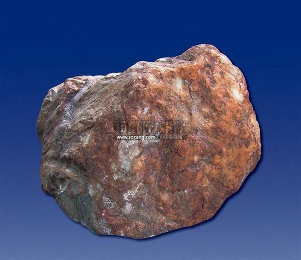 和田黄皮白玉石 -  - 和田玉巨石专场 - 2011秋季和田玉巨石专场拍卖会 -中国收藏网