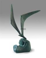 海鸥 铜雕 20/20 - 154908 - 现代与当代艺术 - 2011台北秋季拍卖会 -收藏网