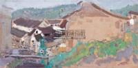 风景 布面油彩 - 毛岱宗 - 中国油画 - 2008春季艺术品拍卖会 -收藏网