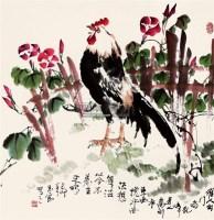 催人出门 - 127784 - 书画精品 - 2011艺术品拍卖会 -收藏网