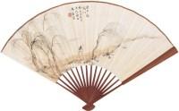 马孟容  高士图 - 马孟容 - 中国书画成扇 - 2006春季拍卖会 -收藏网