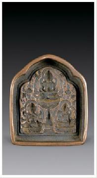 铜三上师范 -  - 佛像唐卡 - 2007春季艺术品拍卖会 -收藏网