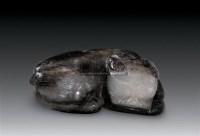 清旧玉狮 -  - 中国玉器专场 - 2008首届秋季大型古玩书画拍卖会 -收藏网