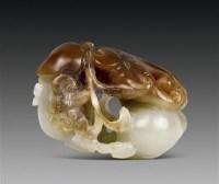 和田玉籽料摆件 -  - 中国玉器杂项专场 - 2011首届秋季拍卖会 -中国收藏网