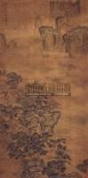 山水 立轴 设色绢本 - 袁江 - 中国书画 油画 - 2007迎春艺术品拍卖会 -收藏网