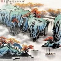 溪头皆水碧 -  - 清秘阁藏字画专场 - 2011秋季拍卖会(一) -中国收藏网
