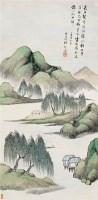 林纾(1852-1924)柳溪泛舟图 - 119069 - 中国书画(一) - 2007秋季艺术品拍卖会 -收藏网