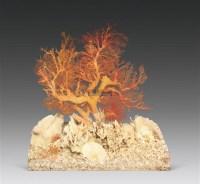 珊瑚树 -  - 古董珍玩 - 2012艺术品拍卖会 -收藏网