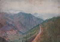 周碧初 风景 - 140808 - 中国西画 - 2006秋季拍卖会 -收藏网
