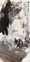 怀素书?? 镜片 纸本 - 56490 - 中国书画专场 - 2011金秋艺术品拍卖会 -收藏网