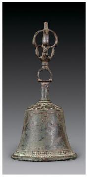 铜金刚铃 -  - 佛像唐卡 - 2007春季艺术品拍卖会 -收藏网