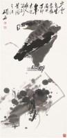 设色纸本 - 117742 - 中国书画(二) - 2011年金秋精品书画拍卖会 -收藏网