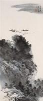 罗步臻 山水 立轴 水墨纸本 - 140596 - 中国书画 - 2006年秋季拍卖会 -收藏网