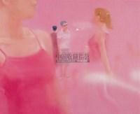唐可 美丽·美丽 布面油画 -  - 中国油画 - 2006秋季艺术品拍卖会 -收藏网