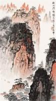 山水 立轴 纸本 -  - 中国书画 - 2011春季艺术品拍卖会 -收藏网