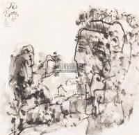 山水 镜心 纸本 - 3898 - 中国书画 - 2011春季艺术品拍卖会 -收藏网
