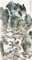空山清 镜心 设色纸本 - 139307 - 中国书画(一)当代专场 - 2011秋季艺术品拍卖会书画专场 -收藏网